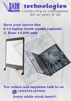 Lenovo flex 2-14 Laptop touch screen repair