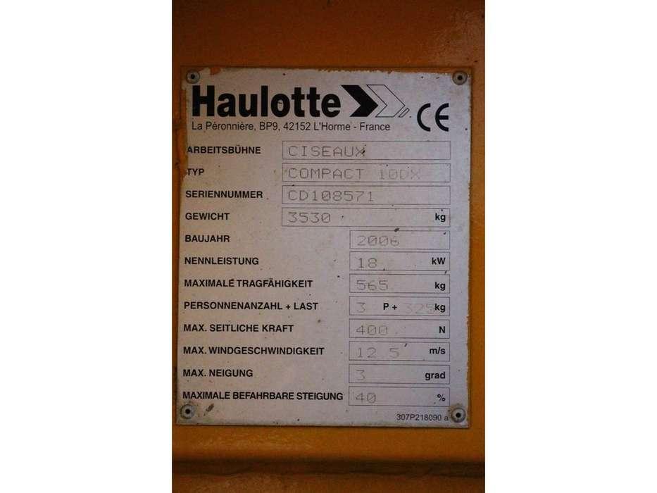 Haulotte COMPACT 10DX - 2006 - image 6