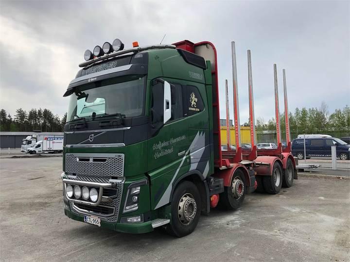 Volvo Fh16 - 2015