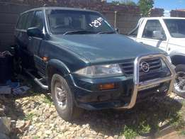 1998 SsangYong Musso for Sale