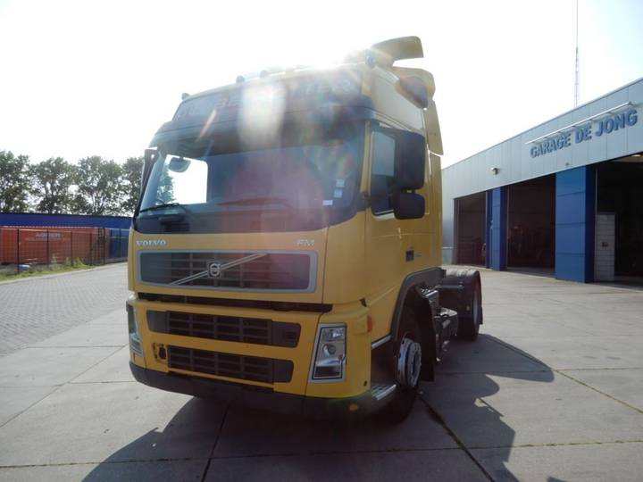 Volvo FM 380 Globetrotter / Automatic gearbox - 2008