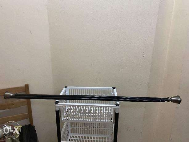 Curtain Rod for SALE only 5BD
