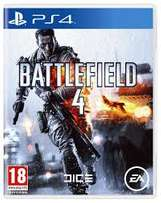 PS4 Game-Battlefield 4