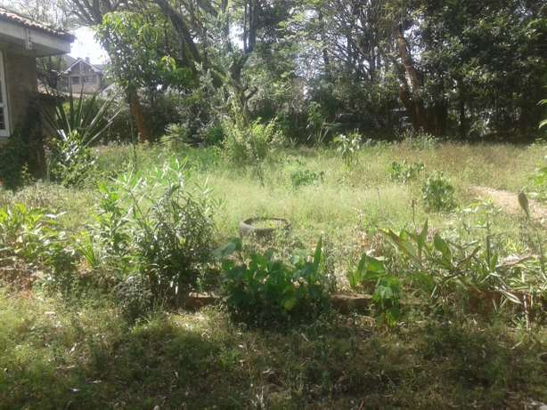 3/4 acre plot with old building for sale a lavington Lavington - image 2
