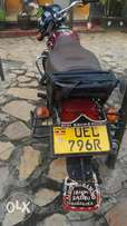 (UEL) TVS Motorcycle for Sale