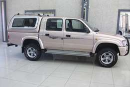 Toyota Hilux 2.7 double cab