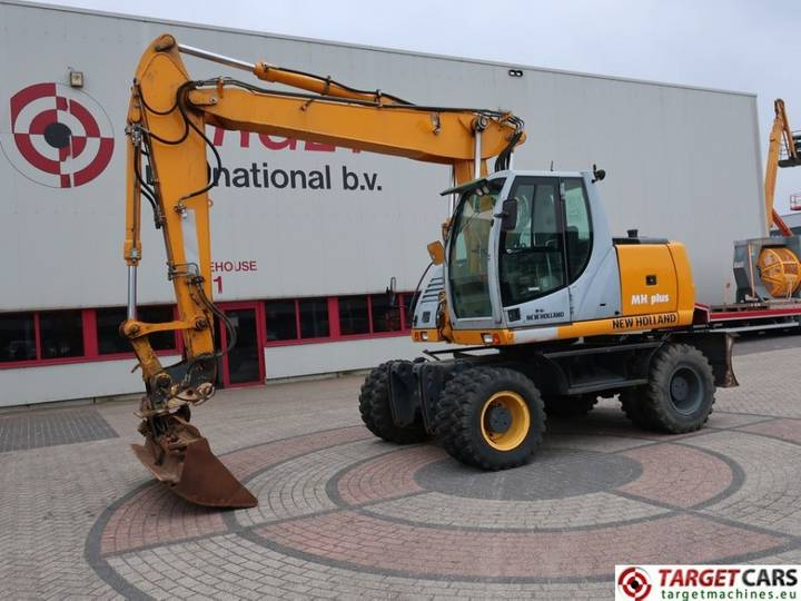 New Holland MH Plus Mobile Wheel Loader 18T - 2005