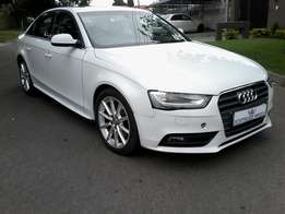 2014 Audi A4 2.0 TDI SE multitronic in good condition