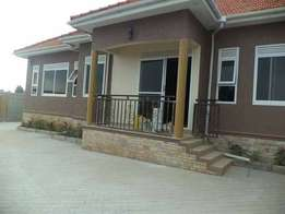 kyanja corporate 2 bedroom semidetached house for rent at ugx 1m