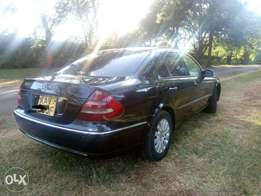 E240 with SUNROOF 2006 Mercedes-Benz