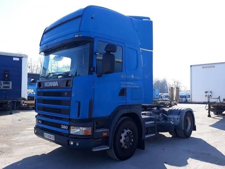 Scania L 114L380 - 2002