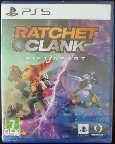 Ratchet&Clank for Ps5 Game