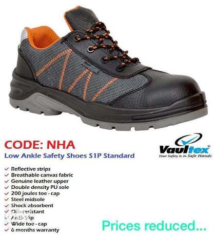 coDe:Nha,lOW anKle SaFety sHOeS S1p StAndARd