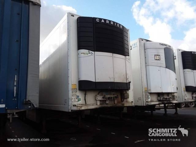 Schmitz Cargobull Semitrailer Frigo Multitempérature - 2010