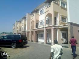 A tastefully finished & brand new serviced 4bedroom terrace duplex.