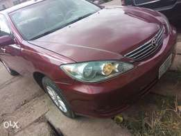 Registered Toyota Camry four cylinder leather seats alloy wheel ac