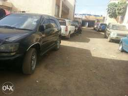 Quick sale! Toyota Harrier KBH available now at 680k asking price!
