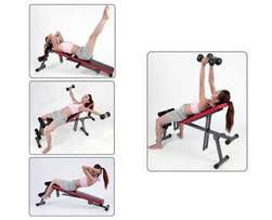 Nashua adjustable tummy trimmer