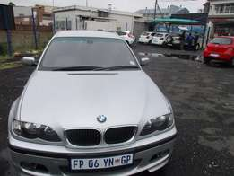 BMW 3.20 Model 2005,5 Doors factory A/C And C/D Player