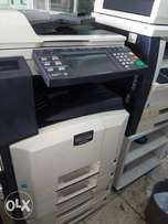 ex uk kyocera 2560 photocopier machine
