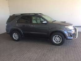2013 Toyota Fortuner 3.0D-4D 4x4 A/T