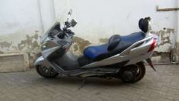 Very nice motor and low fuel consumption