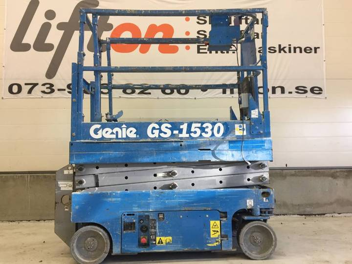 Genie Gs 1530 - 2008