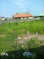 Dry LAND and well fenced 70m by 120m (753.77sqm) at Harmony estate