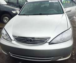 2005 Toyota Camry #tokunbo with good usage history