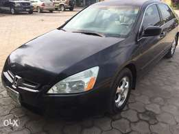 Smooth Driving Nig Used 2004 Honda Accord LX EOD In Excellent Conditio