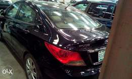 Direct owner!! Hyundai accent 2013 model