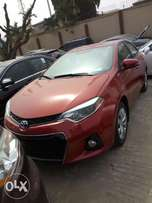Toyota Corolla Sport 2015 Model Very Clean Perfectly Condition Lagos