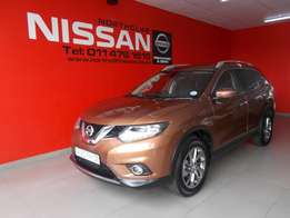 2016 Nissan X-trail 1.6dci SE 4WD Techno Pack