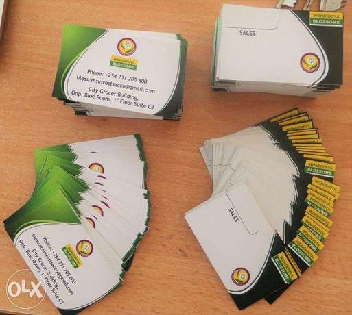 Business cards and Graphic Design Mombasa Island - image 3