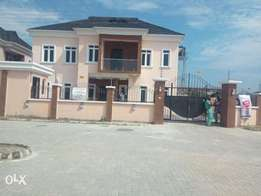 5bedrooms duplex for Sale at aja Lagos state