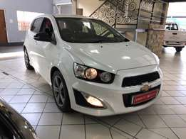 Chev Sonic 1.4T RS