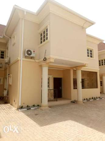 Brand new four bedrooms serviced duplex for rent. At Jabi Abuja - image 8