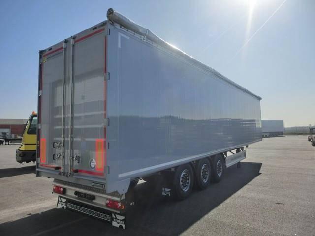Kraker k force hd 92m3 6 of 10mm cargo floor - 2019