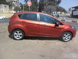 Ford Fiesta 1.4, 2009 model for sale