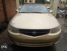 Registered Toyota Camry sport 2008 for sale at 1.850