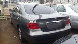 Clean Tokunbo Toyota Camry 2005 LE