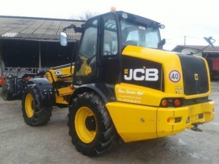 JCB tm 320 - 2016