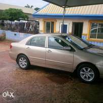 Super clean 2007 toyota corolla selling cheap - factory fitted a.c