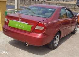 A sharp very clean 2004 Toyota Camry BigDaddy for sale