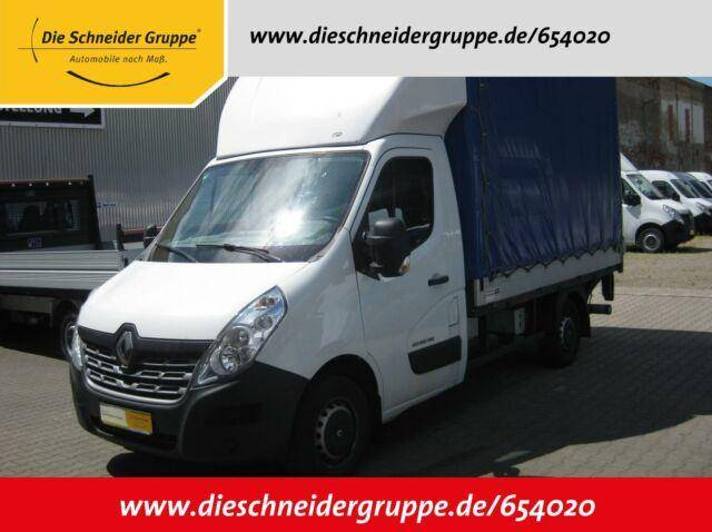 Renault Master Pritsche L2H1 3,5t dCi 135 LADEBORDWAND - 2014