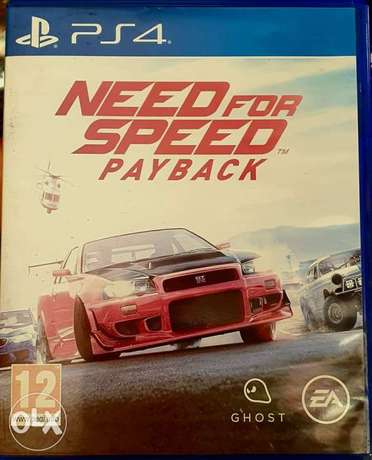 need for speed payback ps4 سي دي نيد فور سبيد