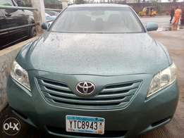 2008 Toyota Camry, LE, leather seat
