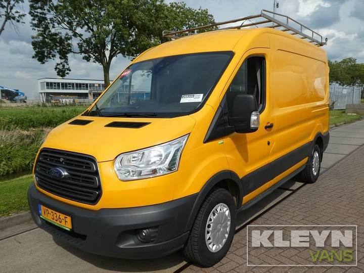 Ford TRANSIT 350 L 125 airco, trekhaak - 2015