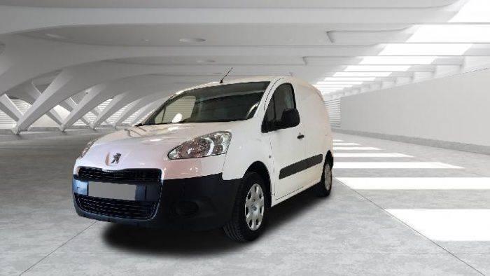 Peugeot Partner Furgon Confort L1 Hdi 75cv 3 Puertas - 2015