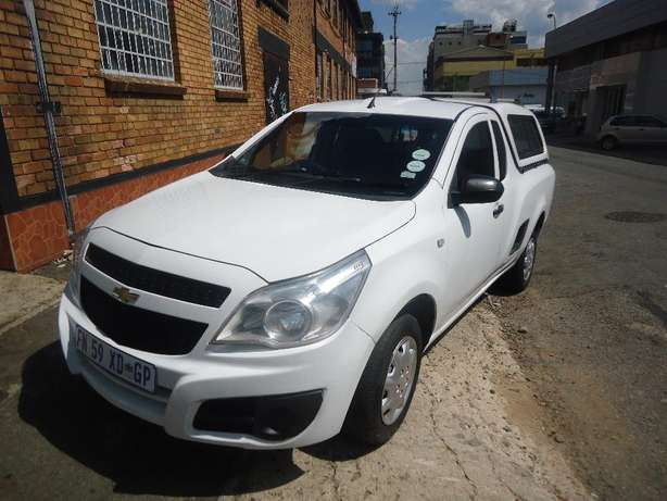 2012 Chevrolet Utility 1.4 Available for Sale Johannesburg - image 3